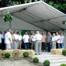 Singen beim Musikverein Rheingold Hagenbach